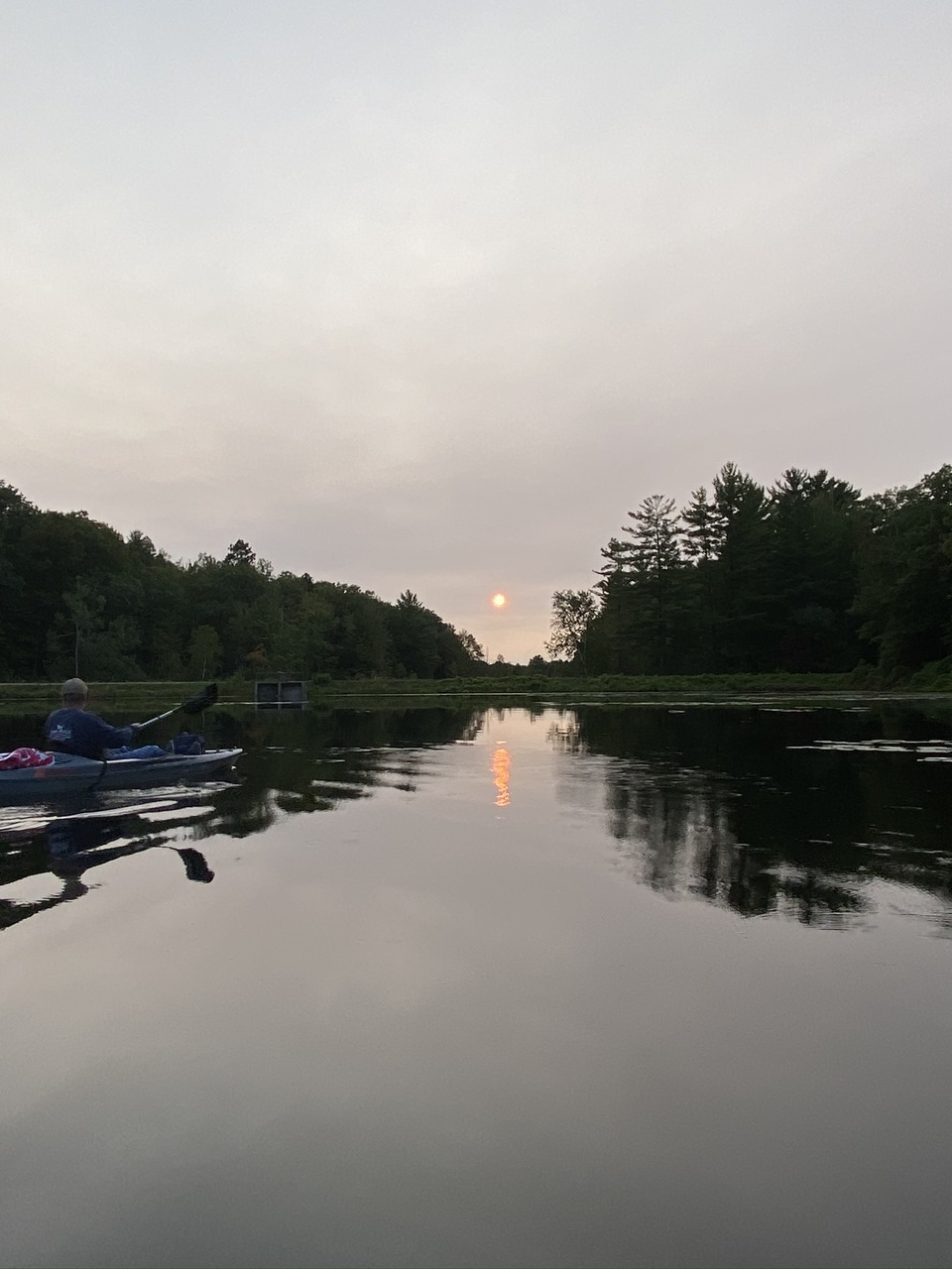 Arm of Lake Dubonnet