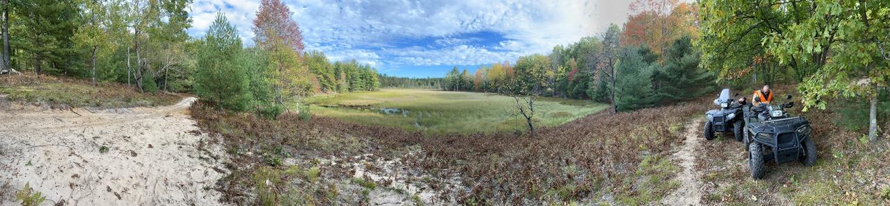 Grassy Lake Panorama